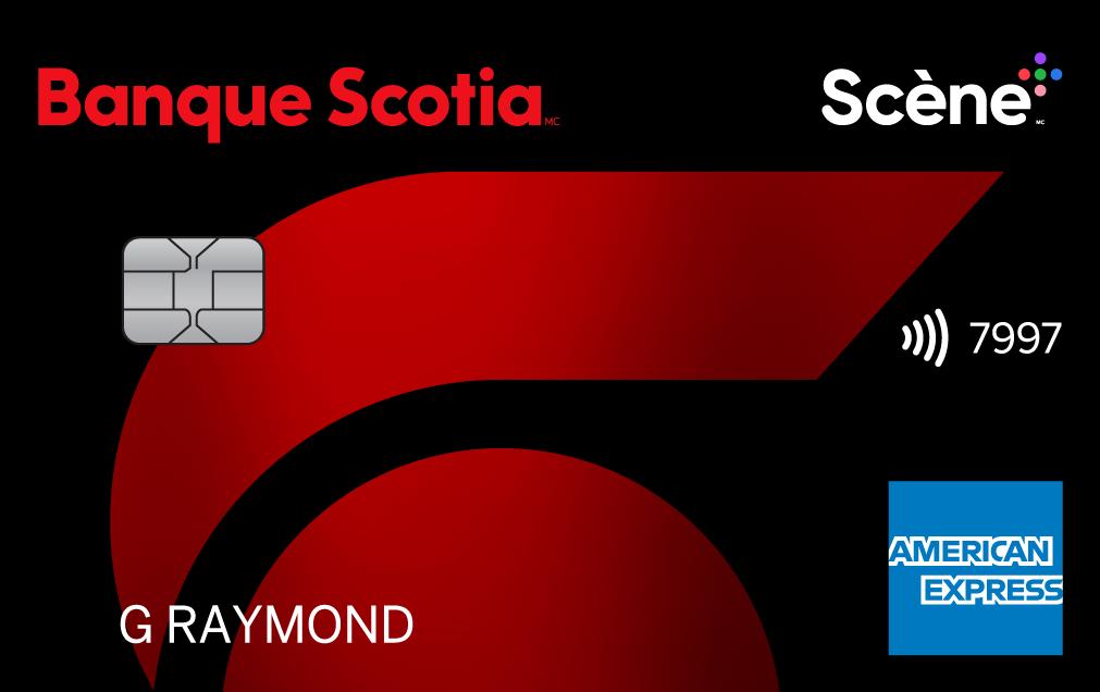 Carte American Express Scotia.Carte American Express De La Banque Scotia